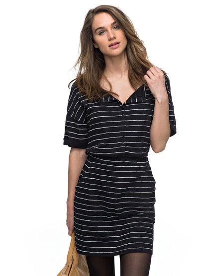 Feel It All - Short Sleeve Dress  ERJKD03132