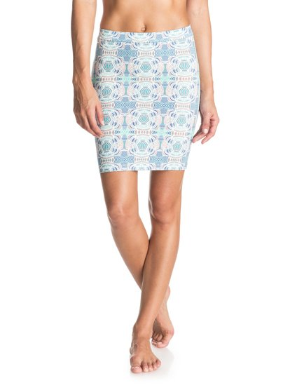 Thinkin Out Loud - Body Con Mini Skirt  ERJKK03011