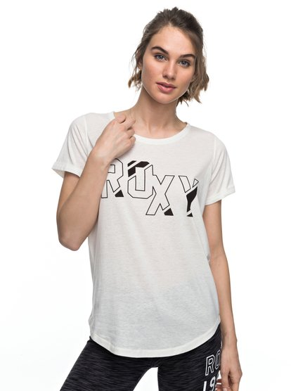 f0b0e0a69aa8e 0 Electric Feel B - T-Shirt for Women ERJKT03312 Roxy