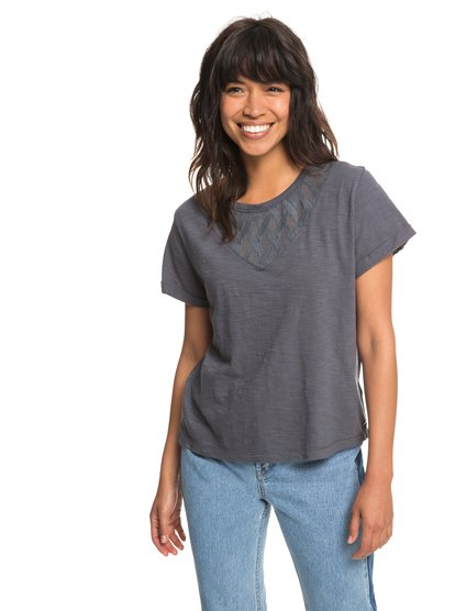 Colorful Water - Short Sleeve Top for Women  ERJKT03463
