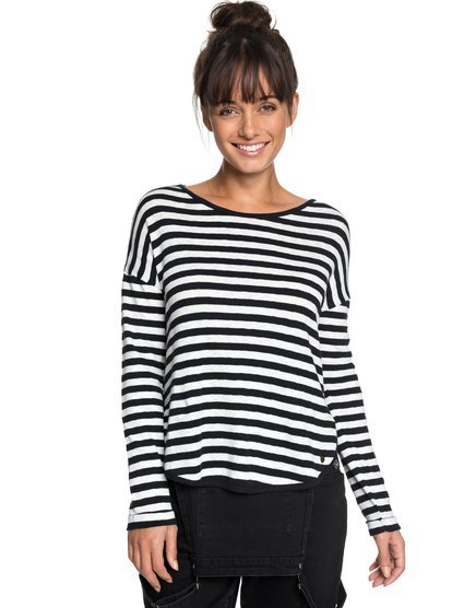 Curious Direction - Long Sleeve T-Shirt for Women  ERJKT03464