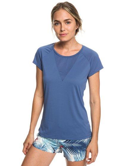Chasing Sunset - Running T-Shirt for Women  ERJKT03508