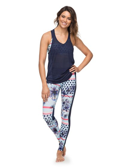 Spy Game - Technical Leggings  ERJNP03165
