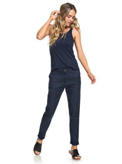 Girly Men - Tapered Trousers for Women  ERJNP03222