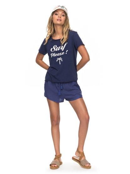 Bimini - Viscose Shorts  ERJNS03130