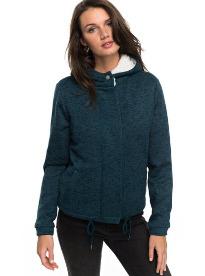 Salty Seas - Zip-Up Hooded Sweatshirt  ERJPF03027