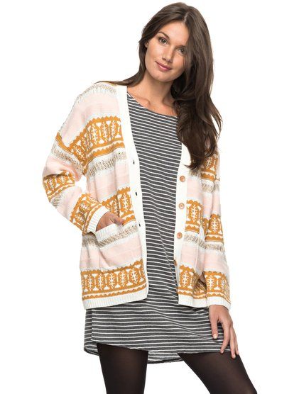 Golden State Of Mine - Cardigan for Women  ERJSW03213