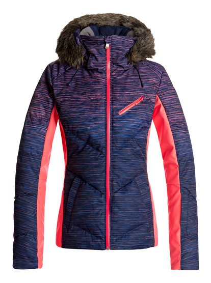 Snowstorm - Snow Jacket for Women  ERJTJ03141