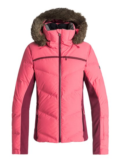 Snowstorm - Quilted Snow Jacket for Women  ERJTJ03156