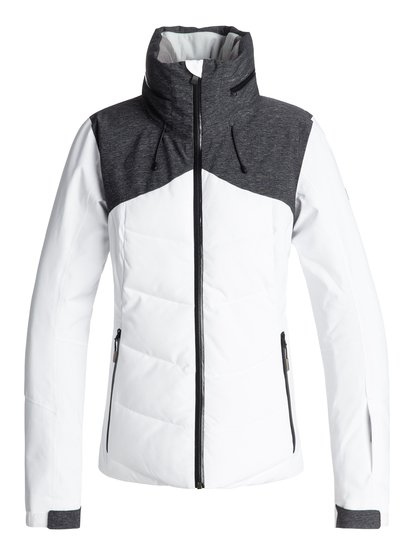 Flicker - Quilted Snow Jacket for Women  ERJTJ03157