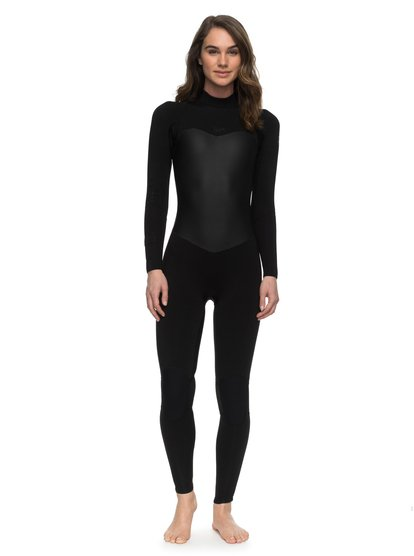 3/2mm Satin - Back Zip Wetsuit  ERJW103021