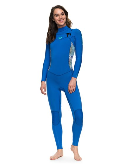 4/3mm Syncro Series - Chest Zip GBS Wetsuit for Women  ERJW103022