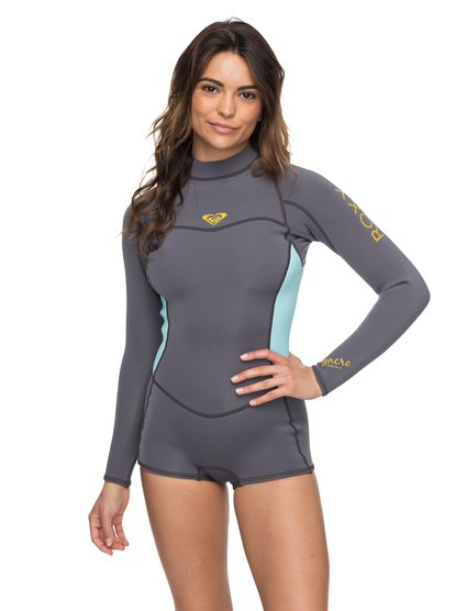 2/2mm Syncro Series - Long Sleeve Back Zip FLT Springsuit for Women  ERJW403014