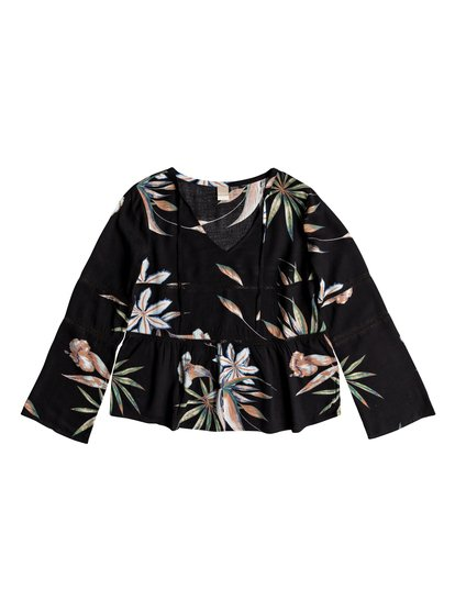 04d5f0a6384d68 Heat Of Banjar - Long Sleeve Top voor Dames ERJWT03271