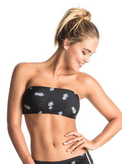 f275733f6832b Summer Pacific - Bandeau Bikini Top ERJX303353   Roxy