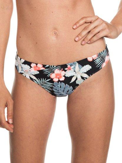 338df96814e5b 0 Beach Classics - Full Bikini Bottoms for Women Black ERJX403683 Roxy