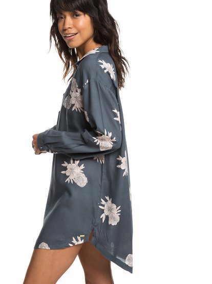Lonely For You - Long Sleeve Shirt Dress for Women  ERJX603139