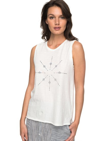 Time For An Other Year - Sleeveless T-Shirt for Women  ERJZT04184