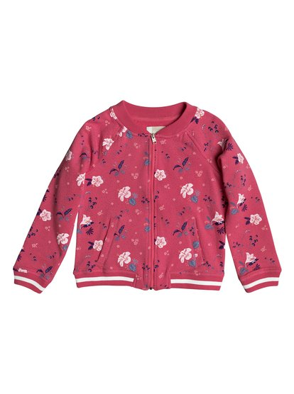 Love Space - Bomber Jacket Sweatshirt  ERLFT03135