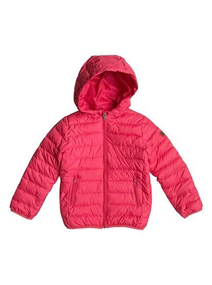 Silver Ship - Water Repellent Puffer Jacket for Girls 2-7  ERLJK03018
