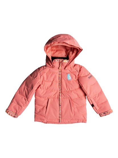 Anna - Snow Jacket for Girls 2-7  ERLTJ03008