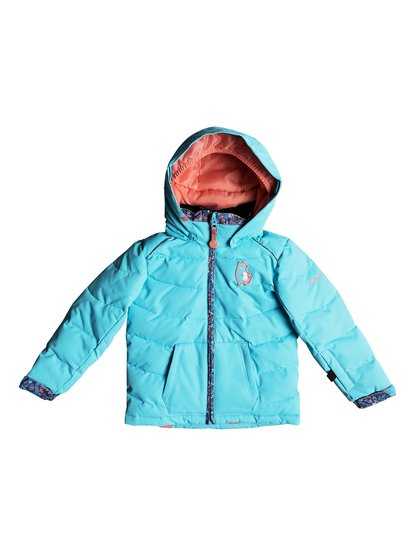 Anna - Snow Jacket for Girls 2-7  ERLTJ03008
