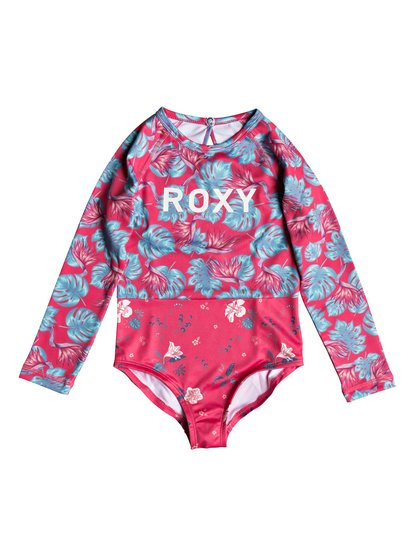 ROXY Mermaid - Long Sleeve One-Piece UPF 50 Rashguard  ERLWR03067