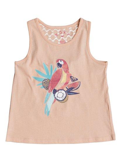 Peaceful Light The Parrot - Vest Top  ERLZT03121