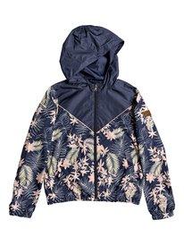 Good Place - Hooded Windbreaker Jacket for Girls 8-16 ERGJK03063 2bf3d6cb922