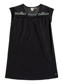 Birds Direction - Ruffle Sleeve Dress for Girls 8-16 ERGKD03084 1c06481e74e