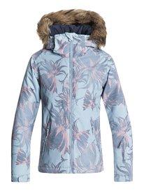 Jet Ski - Snow Jacket for Girls 8-16 ERGTJ03053 32b7ec4c16f2