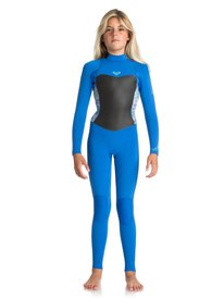 d82d544b6f ... 4 3mm Syncro Series - Back Zip GBS Wetsuit for Girls 8-16 ERGW103016 ...