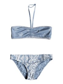 Nautical Summer - Bandeau Bikini Set for Girls 8-16 ERGX203135 a0652aa5dbd