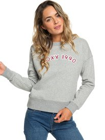 49cd0d4bf2d Womens Sweatshirt  the new Roxy sweater collection