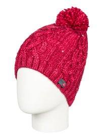 ... Shooting Star - Pom-Pom Beanie for Women ERJHA03415 50bfce3f70e