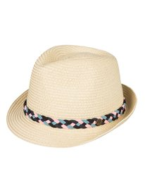 Sentimiento - Straw Trilby Hat for Women ERJHA03528 bb42e7fdeb39