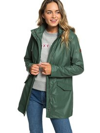 Early Morning - Water-Repellent Rain Mac for Women ERJJK03277 7914fd9d09a