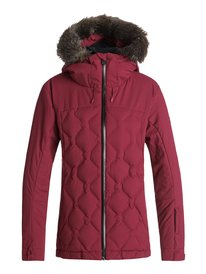 Breeze - Quilted Snow Jacket for Women ERJTJ03154 5030b6336