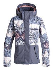 ... ROXY Jetty Block - Snow Jacket for Women ERJTJ03176. ROXY Jetty Block ‑ Chaqueta  Para Nieve para Mujer 714447b859a3e