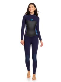 f500f962ec ... 5 4 3mm Syncro Series - Back Zip GBS Wetsuit for Women ERJW103028