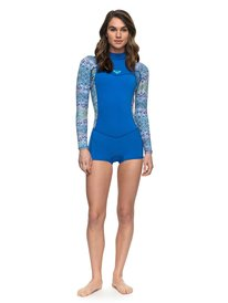 2 2mm Syncro Series - Long Sleeve Back Zip FLT Springsuit for Women  ERJW403014 2f737692d