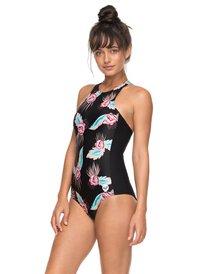 ... ROXY Fitness - One-Piece Swimsuit for Women ERJX103110 ... 4a6c4c3fd