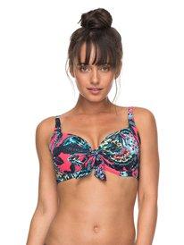 d76fc1b4c7a3 Salty ROXY - D-Cup Bra Bikini Top for Women ERJX303604