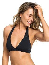 Halter-Bikinioberteil f/ür Frauen ERJX303832 Roxy Beach Classics
