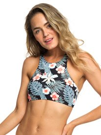 c68221594c870 Beach Classics - Crop Bikini Top for Women ERJX303840