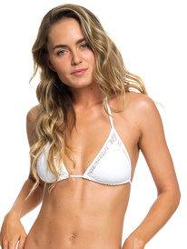 Garden Summers - Tiki Tri Bikini Top for Women ERJX303846 dccdbed117f