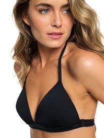 38be4c245d4a4 ... Beach Classics - Moulded Triangle Bikini Top for Women ERJX303951