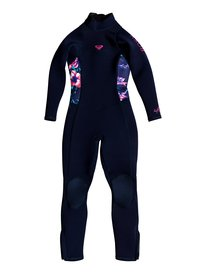 3 2mm Syncro Series - Back Zip FLT Wetsuit for Girls 2-7 ERLW103000 45667cb7d