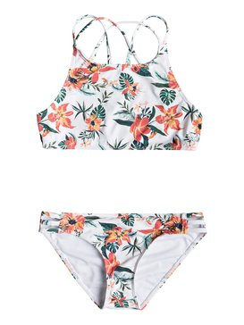 LET THE SURF CROP TOP SET  ARGX203078