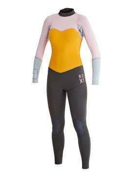 XY 3/2mm - Back Zip Wetsuit  ARJW103030